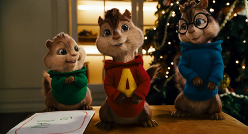Alvin and the Chipmunks 3: Chip-Wrecked wolpeyper entitled Alvin and The chipmunks