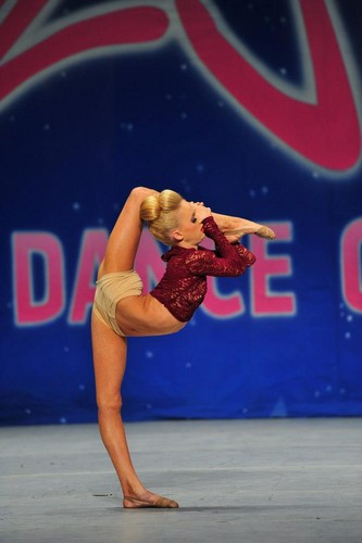 Alyssaundra Libberato- amazing dancer and she's absolutely gorgeous!