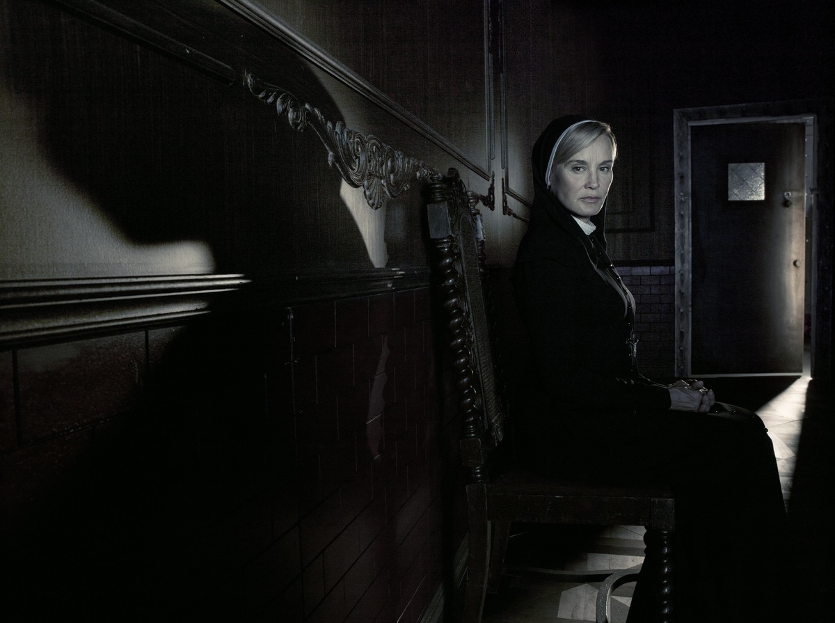 sister jude american horror story photo 32718295 fanpop