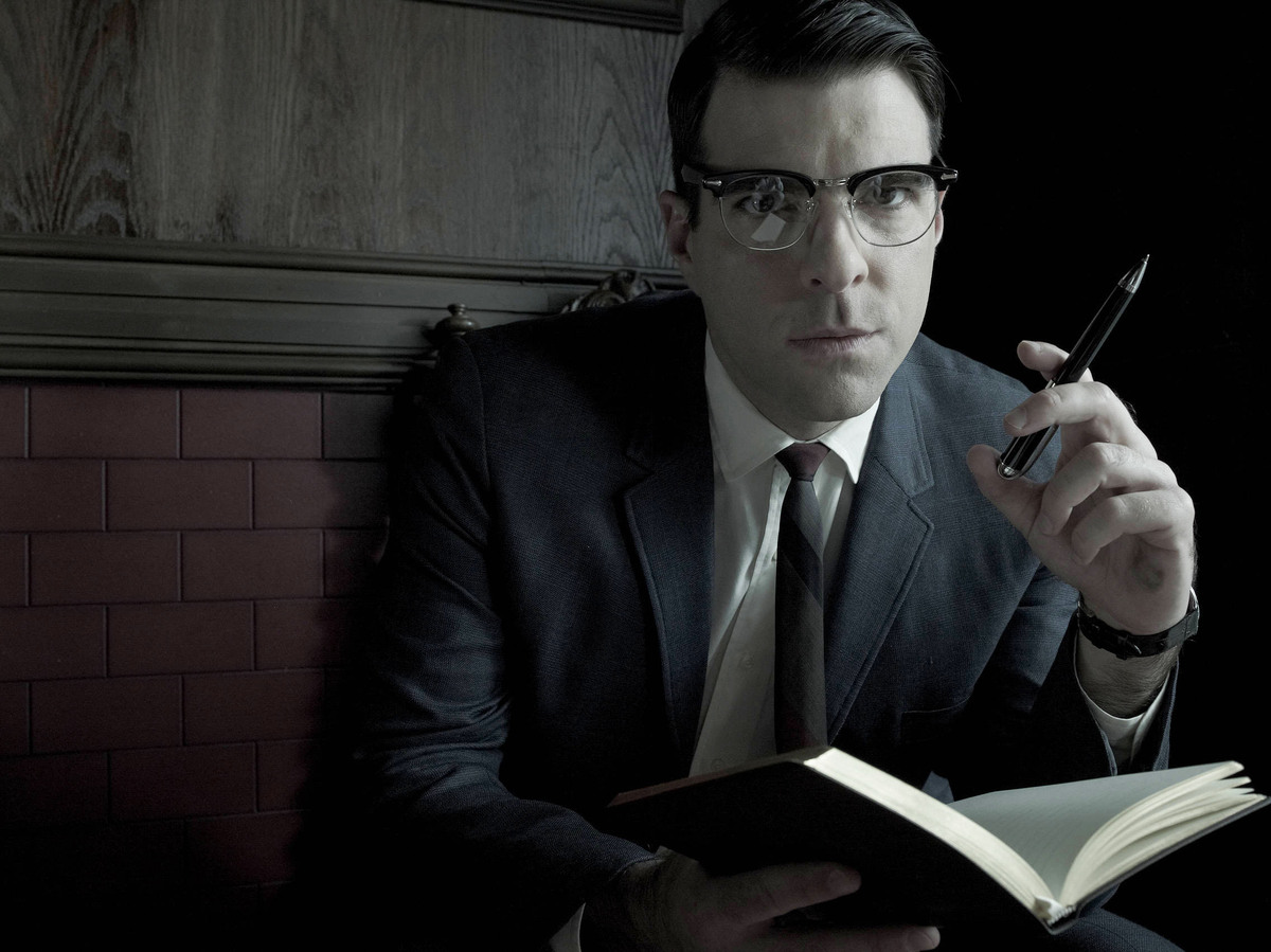 zachary quinto dr thredson - photo #3