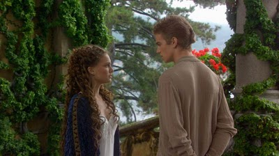 Anakin and Padme 壁纸 called Anakin & Padme