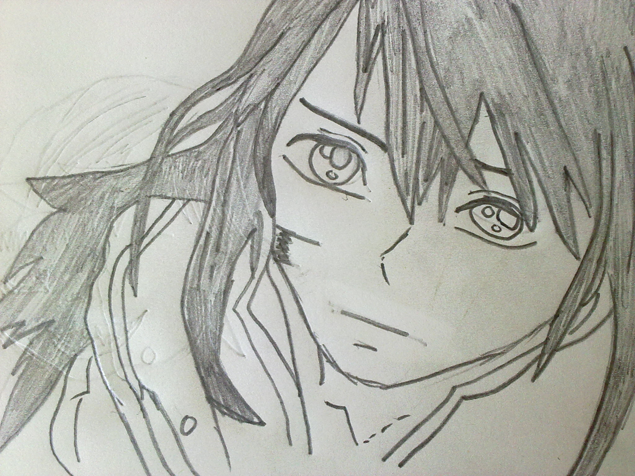 Cute Anime Boy Drawings Anime Boy a Drawing