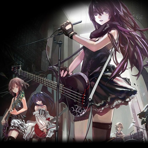 anime band