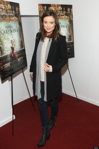 Anna Karenina screening in New York