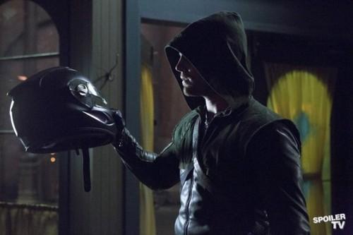 Arrow - Episode 1.07 - Muse Of feu - Promotional photos