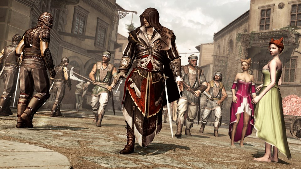 ezio assassins creed ii - photo #49