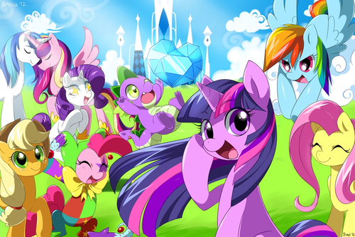 My Little Pony Friendship is Magic wallpaper called Awesome Art By Others