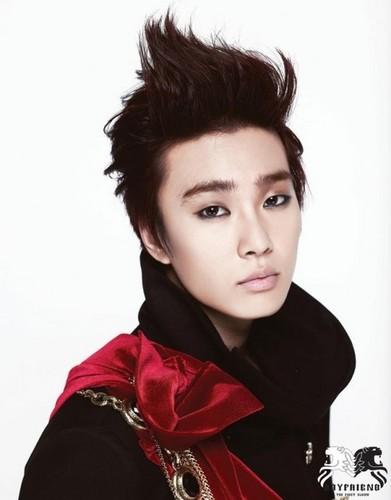 "BOYFRIEND Jeongmin ""JANUS"" Concept Pic"