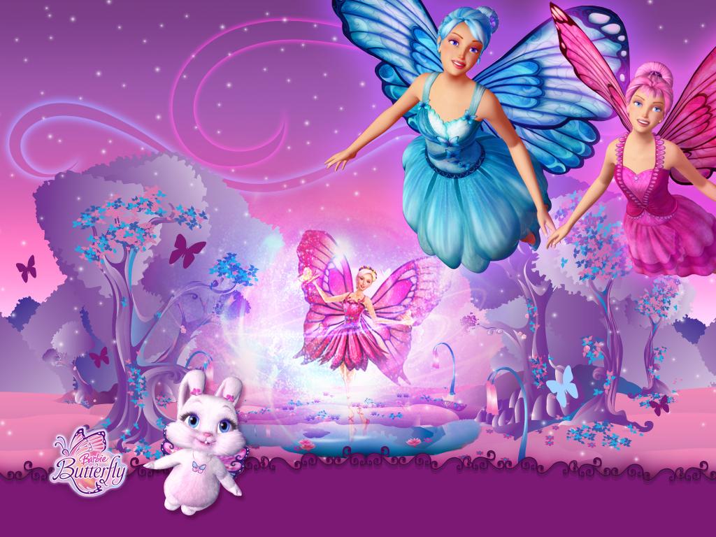 Popular Wallpaper Butterfly Barbie - Barbie-Mariposa-barbie-mariposa-32785950-1024-768  Best Photo Reference_94990.jpg