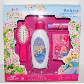 Barbie as the Island Princess - Bath Spa set