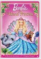 বার্বি as the Island Princess - DVD cover