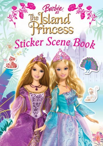Barbie as the Island Princess book