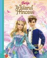 বার্বি as the Island Princess book