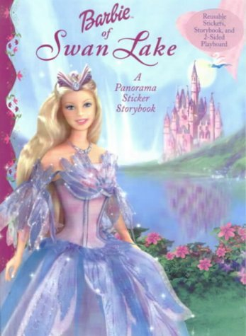 Barbie of sisne Lake book