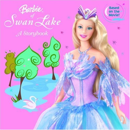 Barbie of Swan Lake book