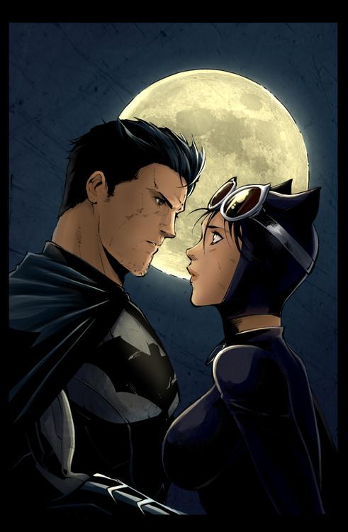 Kyle Amp Wayne Batman X Catwoman Appreciation