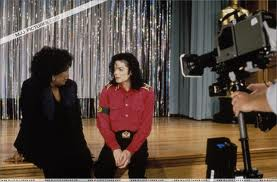 Behind The Scenes Of Michael's 1993 Interview With Oprah Winfrey