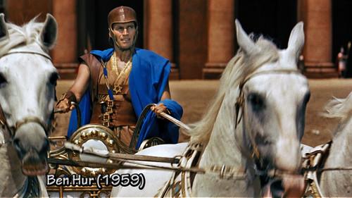 Classic Movies wallpaper entitled Ben Hur 1959
