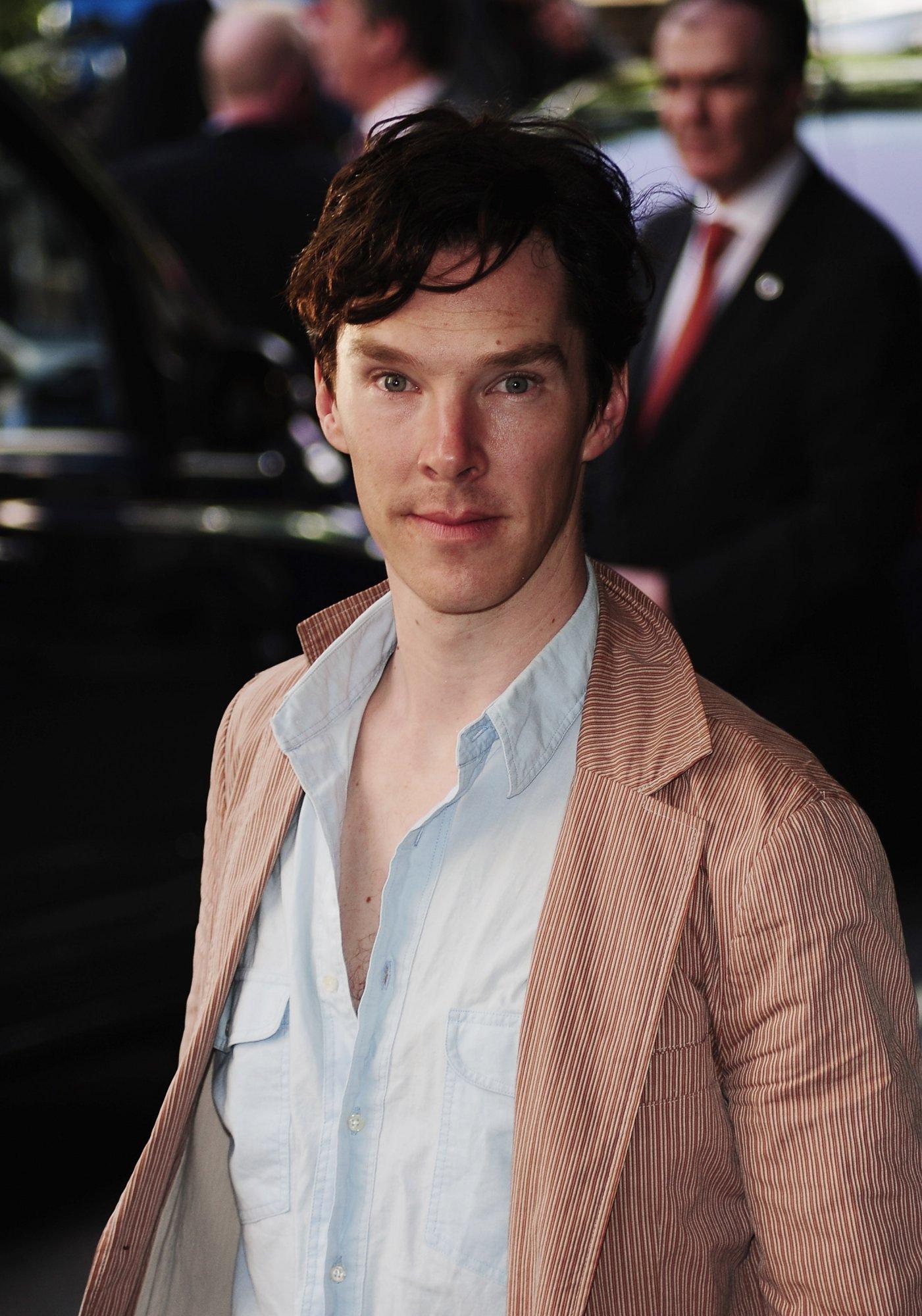 Benedict Cumberbatch -...