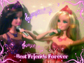Best Friends Forever - barbie-the-princess-and-the-popstar fan art