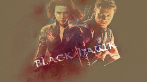 Black Widow/ Hawkeye