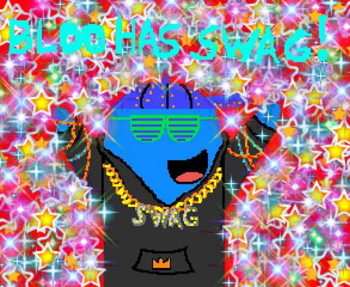 Blooregard Has Swag