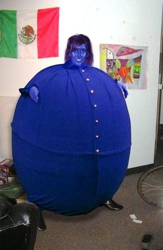 蓝莓 Jess