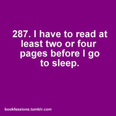 Bookfessions 281-300