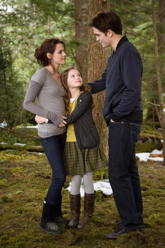 Breaking Dawn Pt 2 stills