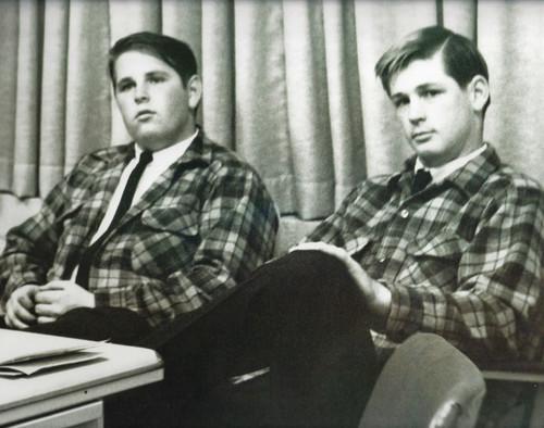 Brian & Carl Wilson
