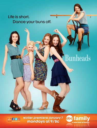 Bunheads Season 1 Poster