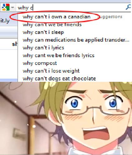 Canada's Complaint