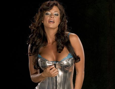 Candice Michelle پیپر وال titled Candice Michelle Photoshoot Flashback