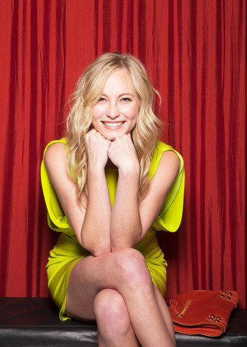 Candice's portrait from TV Guide Magazine's Hot lista Party {12/11/12}.