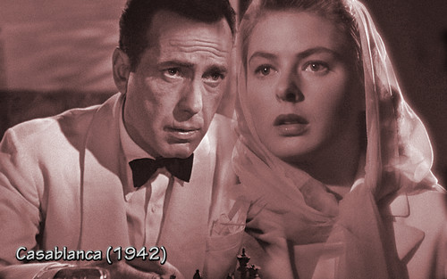 Classic Movies wallpaper titled Casablanca 1942