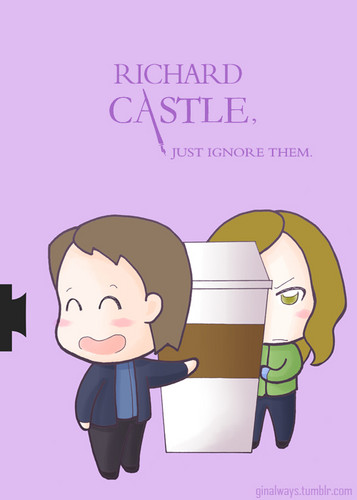 Caskett wallpaper called Caskett 5x07