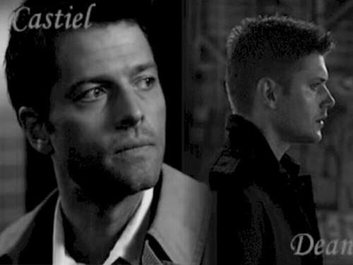 Castiel & Dean