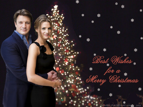 istana, castle & Beckett Krismas Wishes