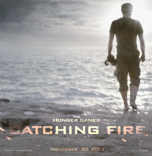The Hunger Games wallpaper called Catching Fire: Peeta