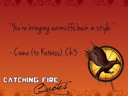 Hunger Quotes Fair Catching Fire Images Catching Fire Quotes 120 Wallpaper And