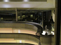 Catching Fire set in the interior of the Atlanta Marriott Marquis hotel - catching-fire photo