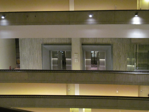The Hunger Games Movie wallpaper called Catching Fire set in the interior of the Atlanta Marriott Marquis hotel