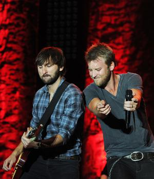 Charles Kelley and Dave Haywood <3