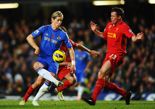 Chelsea - Liverpool , 11.11.2012, Premier League