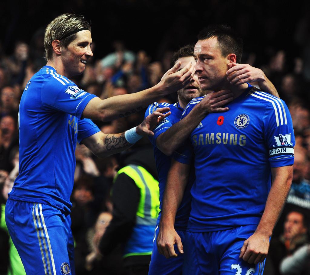 Chelsea - Liverpool , 11.11.2012, Premier League