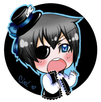 Ciel Phantomhive wallpaper entitled Chibi Ciel