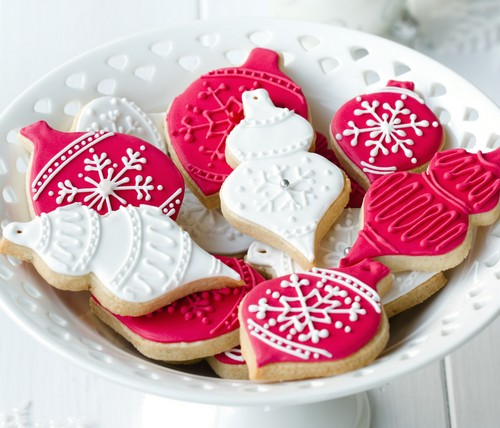 Food images Christmas Cookies HD wallpaper and background photos