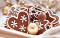 Christmas Cookies - food wallpaper