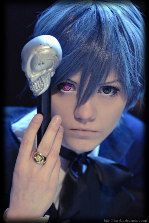 ciel phantomhive cosplay - photo #8