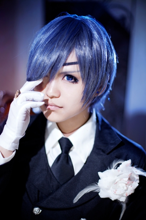 ciel phantomhive cosplay - photo #3